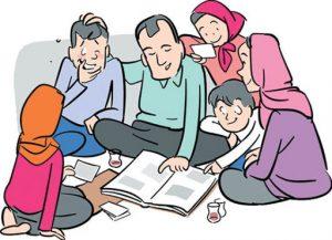شادی در خانواده